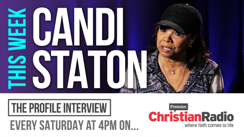 """This man's gonna kill me"" // Candi Staton on The Profile"