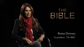 Thumbnail for entry Roma Downey // Calling the qualified to make 'The Bible' TV Series