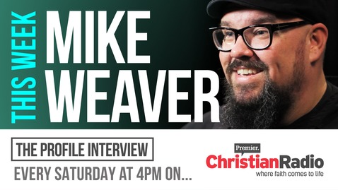 Mike Weaver from 'Big Daddy Weave' on The Profile