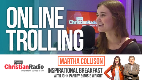 GBBO's Martha Collison's identity in Christ helped her cope with online trolls