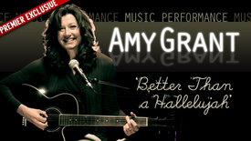 Thumbnail for entry Amy Grant - Better Than A Hallelujah (Acoustic)
