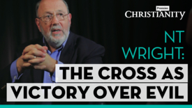 Thumbnail for entry NT Wright - Christus victor vs penal substitution atonement