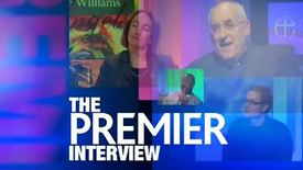 Thumbnail for entry The Premier Interview with Madeleine Kerzner