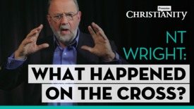 Thumbnail for entry NT Wright - What happened on the cross?