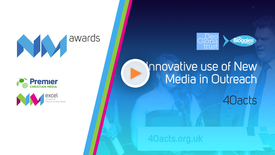 Thumbnail for entry #CNMAC13 // Innovative use of New Media in Outreach