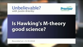 Thumbnail for entry Responding to Stephen Hawking