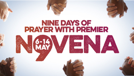 Thumbnail for entry Nine Days of Prayer with Premier
