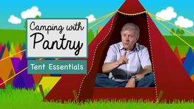 Thumbnail for entry Tent Essentials // Camping with Pantry