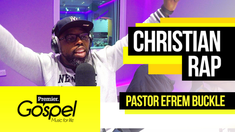 Rapper turned Pastor warns Christian artists // Gospel Drive