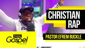 Thumbnail for entry Rapper turned Pastor warns Christian artists // Gospel Drive