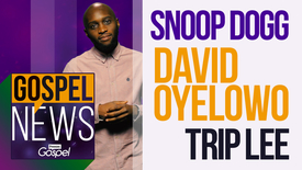 Thumbnail for entry Gospel News: Snoop Dogg & Shirley Caesar // Trip Lee // David Oyelowo [2 DEC]
