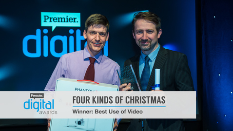Best Use of Video // Premier Digital 2016