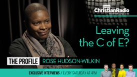 Thumbnail for entry Should those against female ordination leave the Church of England? // Rose Hudson-Wilkin