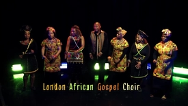 Thumbnail for entry 'Elam Likhona' - London African Gospel Choir