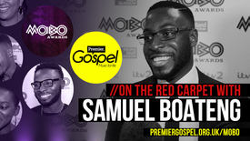 Thumbnail for entry Samuel Boateng // Premier Gospel at the Pre-MOBO Awards 2016