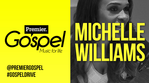 "Michelle Williams ""Do it!"" // Gospel Drive"