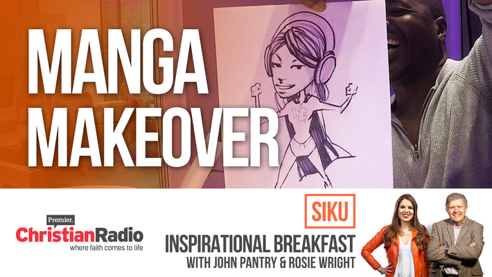 Siku turns Rosie into Radio Girl! // Inspirational Breakfast