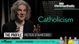 Thumbnail for entry Peter Stanford - Catholicism // The Profile