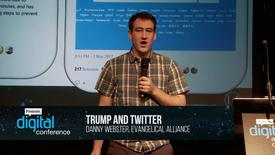 Thumbnail for entry Trump and Twitter // Danny Webster // PremDac17
