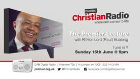 Thumbnail for entry Rt. Hon Lord Boateng // Role of Christians in society