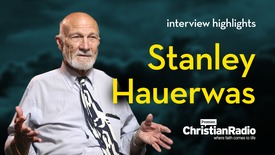 Thumbnail for entry Stanley Hauerwas - The Profile (interview highlights)