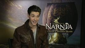 Thumbnail for entry Interview: Ben Barnes