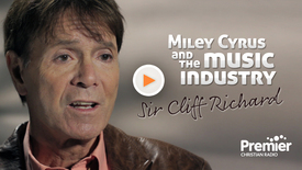 Thumbnail for entry Sir Cliff Richard // The changing music industry