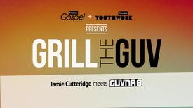 Thumbnail for entry Grill the Guv // Jamie Cutteridge meets Guvna B // Part 1