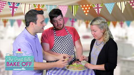 Thumbnail for entry Childrenswork's The Great Bible Bake Off // Episode 2