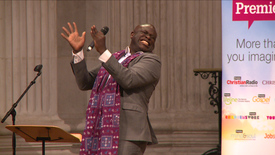 Thumbnail for entry Muyiwa performs 'Only You Be God' // Premier @ St. Paul's