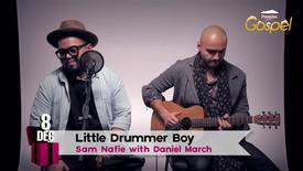 Thumbnail for entry Advent Calendar // Dec 8 // Daniel March and Sam Nafie // Little Drummer Boy