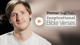 Thumbnail for entry Inspirational Bible Verses // Malky Currie
