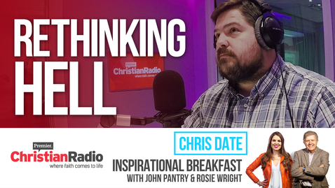 What happens to you when you die? // Chris Date on Inspirational Breakfast