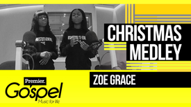 Thumbnail for entry Zoe Grace perform a Christmas medley // Gospel Drive