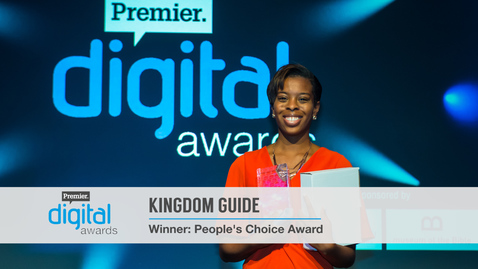People's Choice Award // Premier Digital Awards 2016