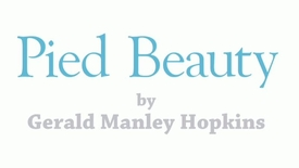 Thumbnail for entry Poem: Pied Beauty by Gerald Manley Hopkins