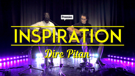 Thumbnail for entry Dire Pitan performing 'Inspiration' // Premier Unsigned