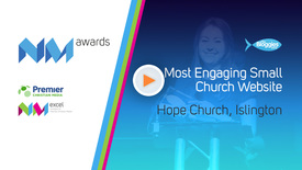 Thumbnail for entry #CNMAC13 // Most Engaging Small Church Website