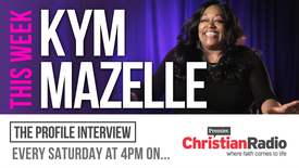 Thumbnail for entry 'I shared the gospel with the royal family' // Kym Mazelle on The Profile