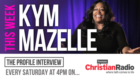'I shared the gospel with the royal family' // Kym Mazelle on The Profile