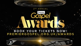Thumbnail for entry BOOK NOW! Premier Gospel Awards 2017