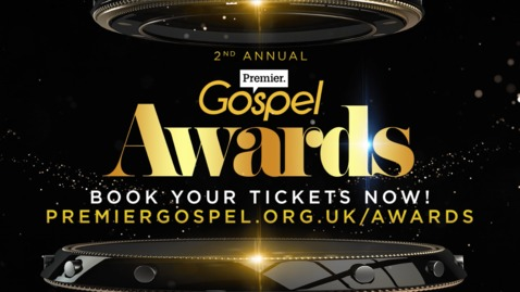 BOOK NOW! Premier Gospel Awards 2017