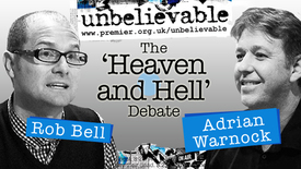 Thumbnail for entry Unbelievable? Debate - Heaven & Hell