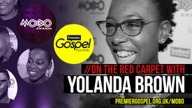 Thumbnail for entry YolanDa Brown // Premier Gospel at the Pre-MOBO Awards 2016