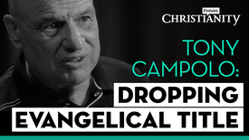 Thumbnail for entry Tony Compolo on dropping Evangelical label // The Profile