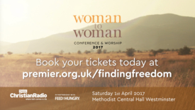 Thumbnail for entry Woman to Woman Conference and Worship 2017 // Book Now