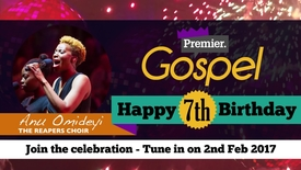 The Reapers Choir // Happy Birthday Premier Gospel