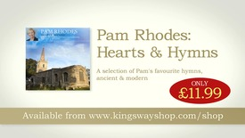 Thumbnail for entry Pam Rhodes: Hearts & Hymns (The Album)