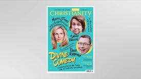 Thumbnail for entry Divine comedy, Rev Richard Coles, and psychic fairs // Premier Christianity Jan 2017