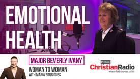 "Thumbnail for entry ""Christians need to have fun"" // Beverly Ivany on Woman to Woman"
